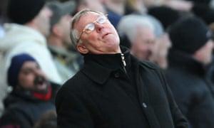 Alex Ferguson, Manchester United v Leeds