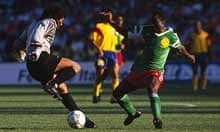 Italia 90: Rene Higuita and Roger Milla