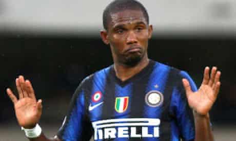 Inter Samuel Eto'o