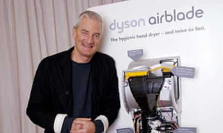 The Dyson Airblade