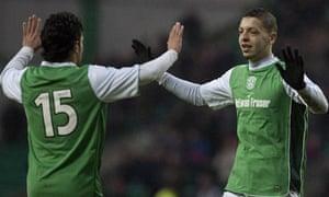 Soccer - Scottish Cup - Fifth Round - Hibernian v Montrose - Easter Road