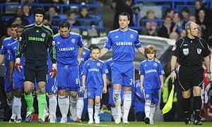 John Terry at Stamford Bridge