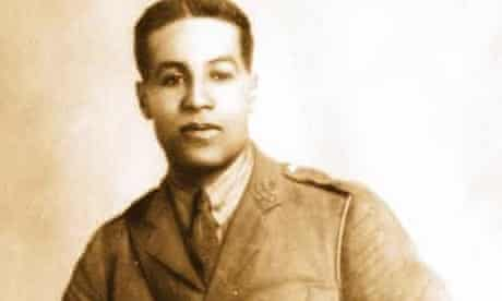 Walter Tull, one of Britain's first black footballers