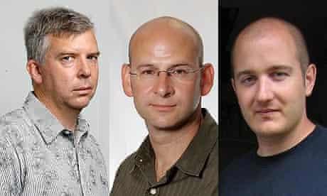 Donald McRae, David Conn and David Hills