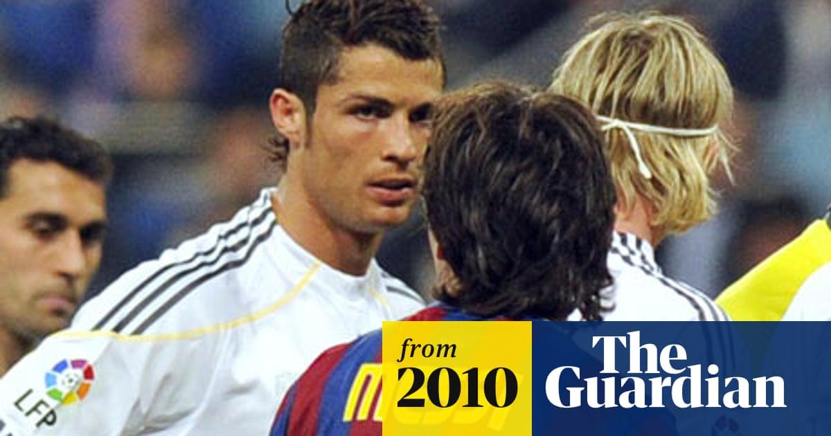 Lionel Messi Makes Fool Of Cristiano Ronaldo Spain Press Verdict La Liga The Guardian