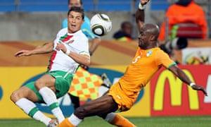 Cristiano Ronaldo, Ivory Coast v Portugal