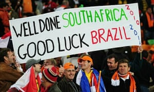 World Cup 2010: South Africa leaves a World Cup legacy to remember