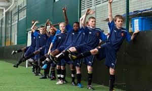 Watford's Harefield Academy