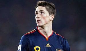 Fernando Torres substituted