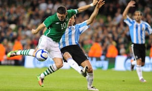 Republic of Ireland v Argentina