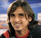 FC Twente's Bryan Ruiz