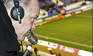 Andy Gray working for Sky Sports