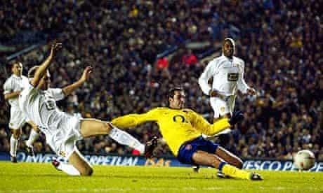 Leeds v Arsenal third-round FA Cup