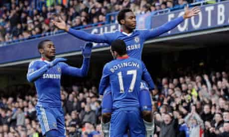 Chelsea v Ipswich Town