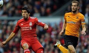 Liverpool v Wolverhampton Wanderers