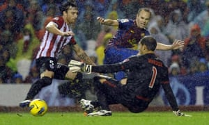 Athletic Bilbao v Barcelona