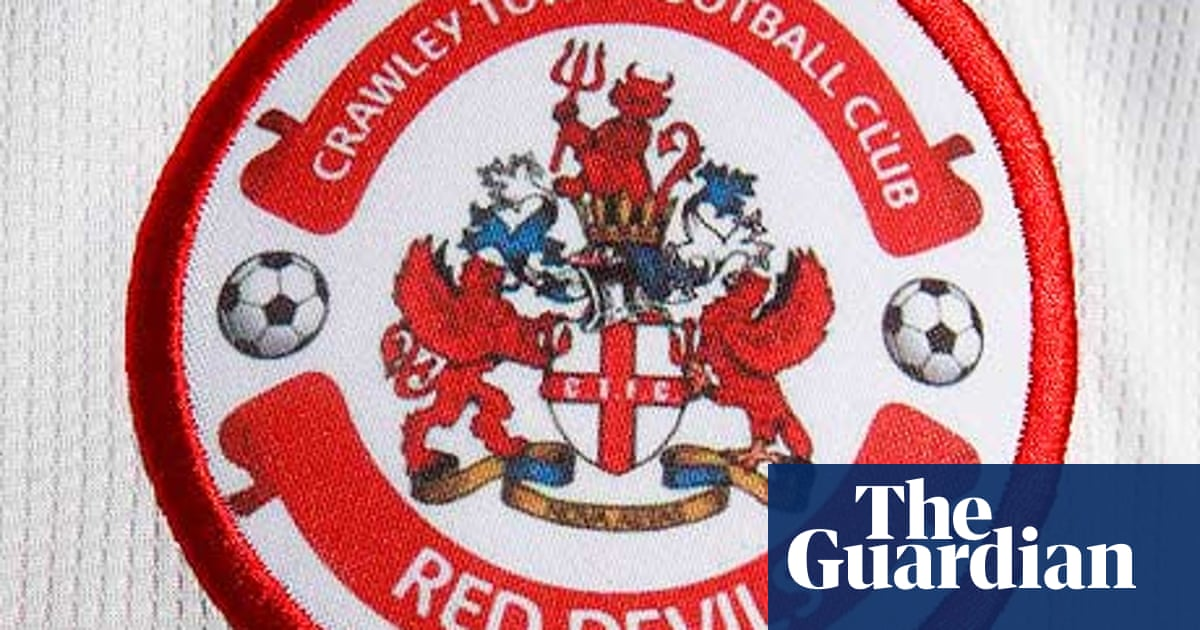 Manchester United And Crawley Town Reds With Devilish