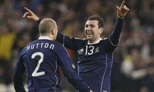 James McArthur, Scotland v Northern Ireland