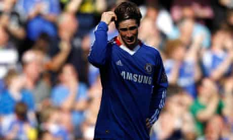 Fernando Torres is proving to be an expensive problem at Chelsea