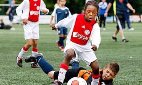 Ajax youth