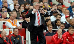 Sir Alex Ferguson believes Manchester United should have been awarded a penalty against Arsenal