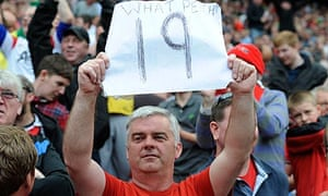 Manchester United supporters