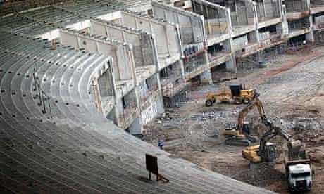 Maracana Stadium World Cup