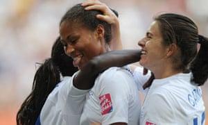 England v Japan, Women's World Cup