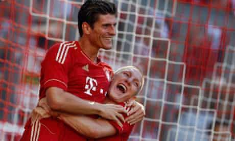 Bayern Munich v Freiburg