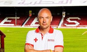 Uwe Rösler, the manager of Brentford