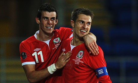 the best attitude 9bfb5 2ad7b Aaron Ramsey on a collision course with FA of Wales over the ...