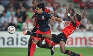 Rennes v Atletico Madrid