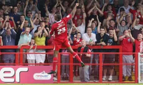 Crawley v Bristol Rovers