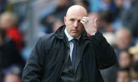 Blackburn board not consulted over Steve Kean