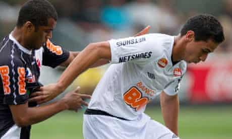 Santos' Paulo Henrique Ganso