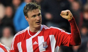 Robert Huth Stoke City Derby County