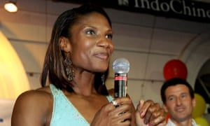 Denise Lewis will be on world tour of 17 cities