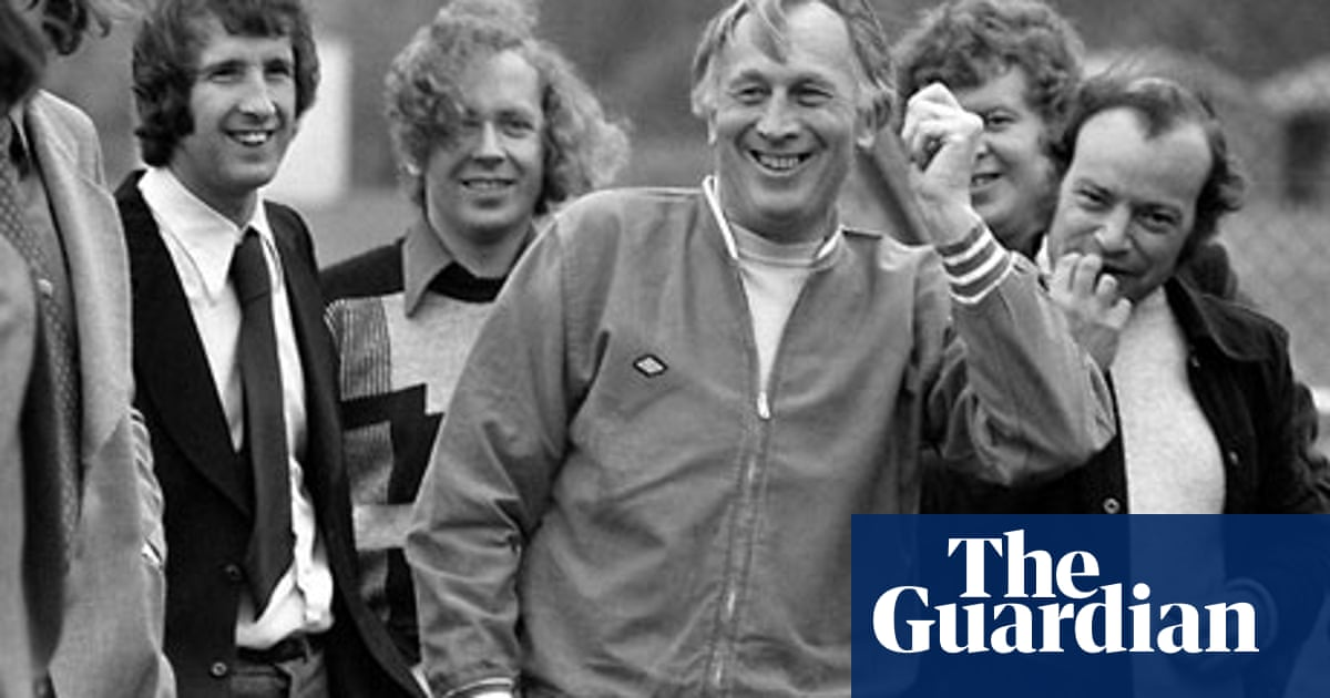 The Forgotten Story Of England Under Joe Mercer Rob