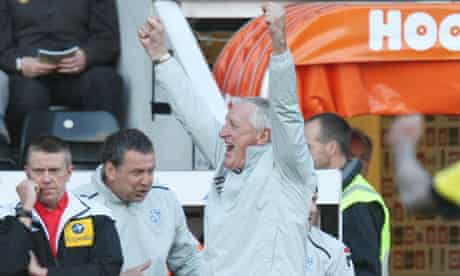 Ronnie Moore Tranmere Rovers