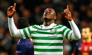 Celtic's Victor Wanyama