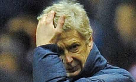 Arsène Wenger, Arsenal manager