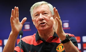 Sir Alex Ferguson, increase in team performance