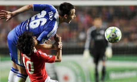 John Terry, Benfica v Chelsea