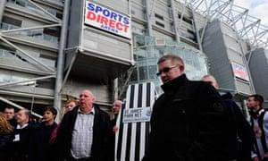 Sports Direct Arena, Newcastle United