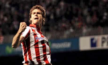 Athletic Bilbao's Fernando Llorente