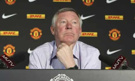 Sir Alex Ferguson says whichever side loses the Manchester derby will be 'tinged with regret'