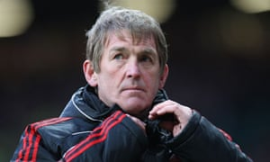 Kenny Dalglish says he is 'overwhelmed' by the support he has received from the Liverpool fans