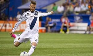 da92c6b77 David Beckham takes 40% pay cut with Los Angeles Galaxy in MLS ...