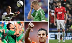 Five things we learned from friendlies before Euro 2012