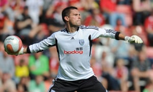 Could Ben Foster be on his way to Tottenham
